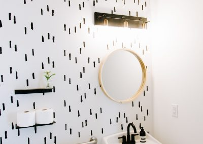 THEE cutest (and large!) bathroom