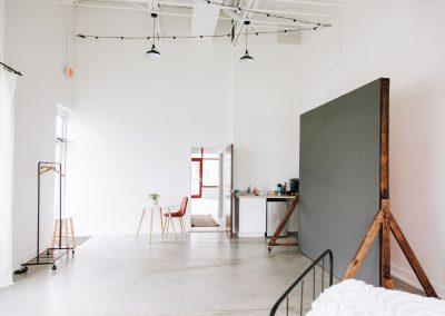 Lincoln nebraska natural light rental studio and small event space